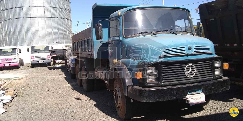CAMINHAO MERCEDES-BENZ MB 1516 Caçamba Basculante Truck 6x2 Itu Caminhoes ITU SÃO PAULO SP